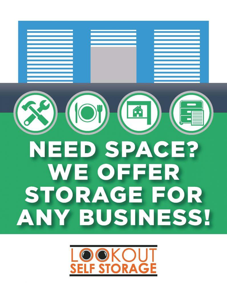 business storage Rossville GA